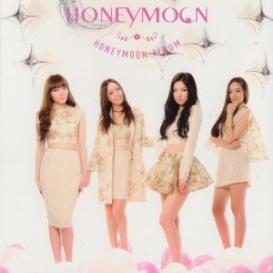 Honeymoon - Honeymoon Album