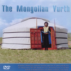 The Mongolian Yurt DVD